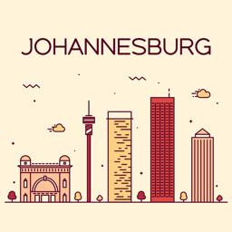 Johannesburg Travel Guide app icon