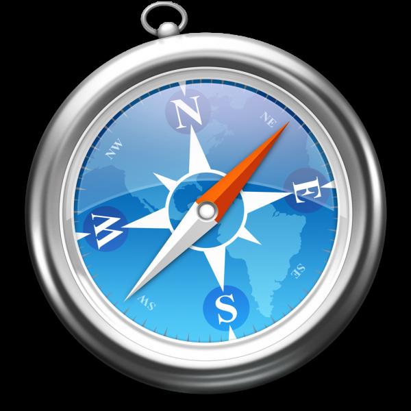 Safari icon for OS X