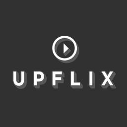 Upflix app icon (No Advertising)