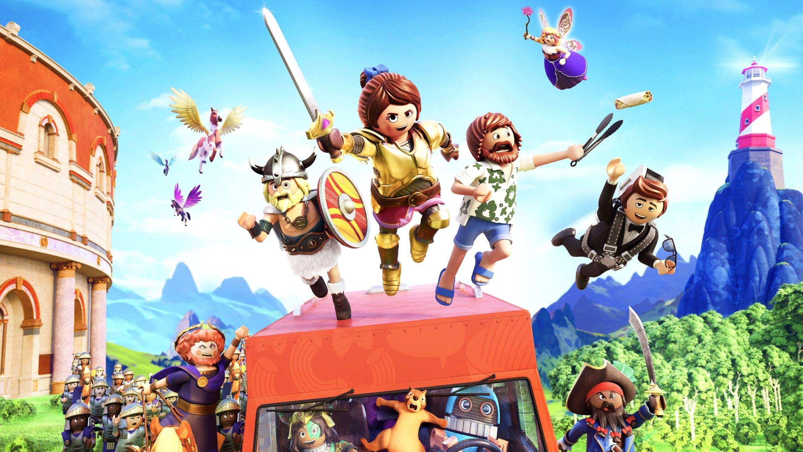 Movie - Playmobil: The Movie