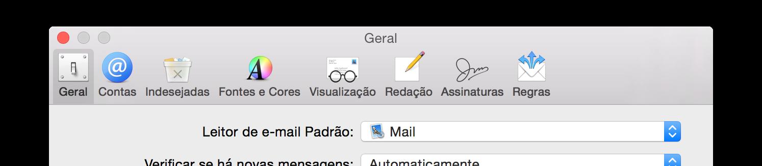 OS X Yosemite screenshot