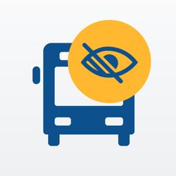 Accessibility app icon - CittaMobi