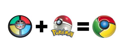 chrome pokemon