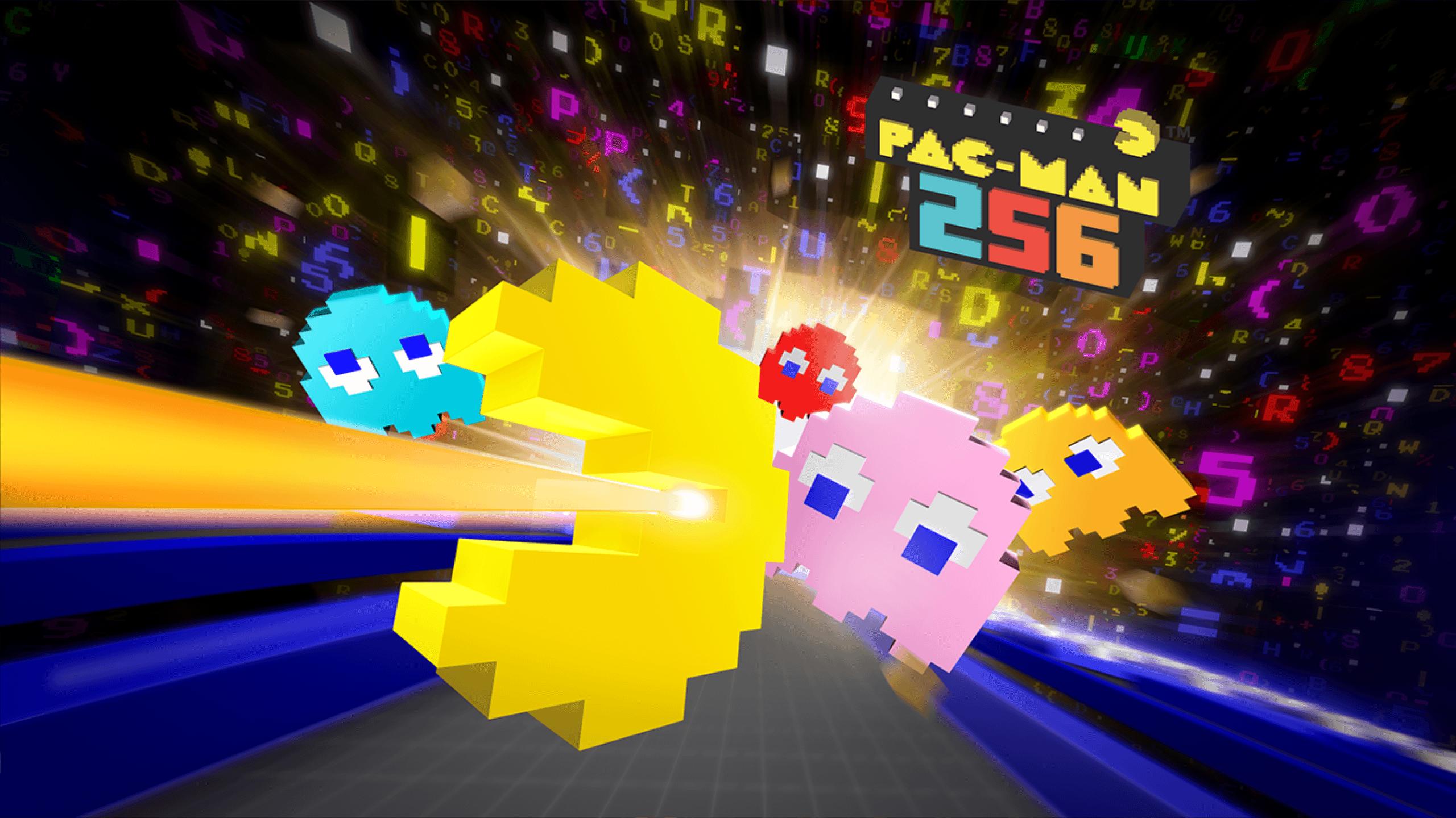 PAC-MAN 256 - Maze Tak Berujung hits Play Store