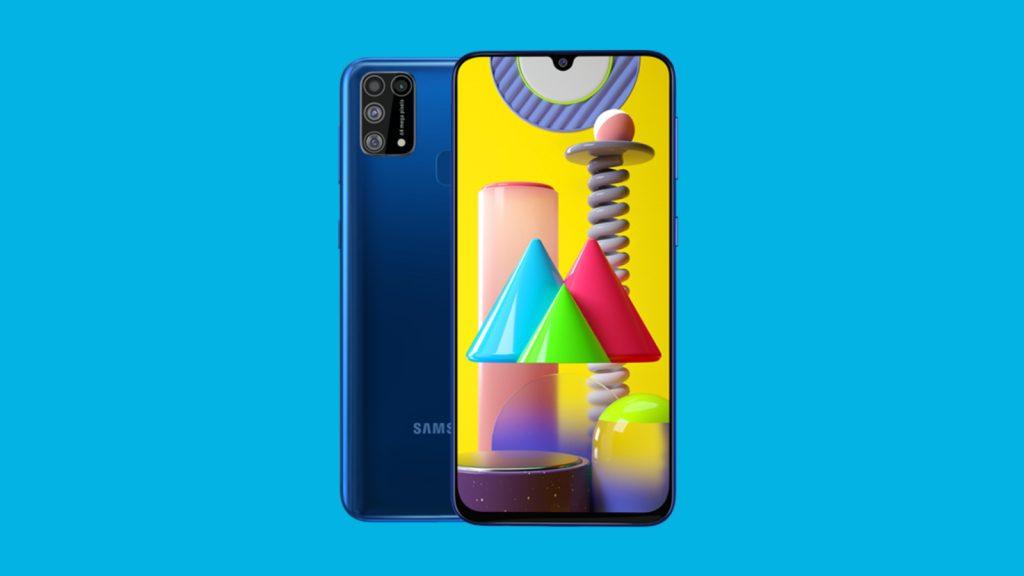 New Samsung Galaxy M31