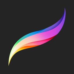 Procreate app icon