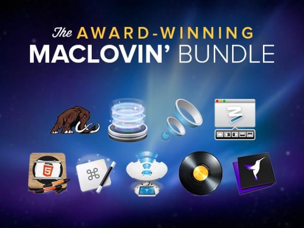 The Award-Winning MacLovin 'Bundle