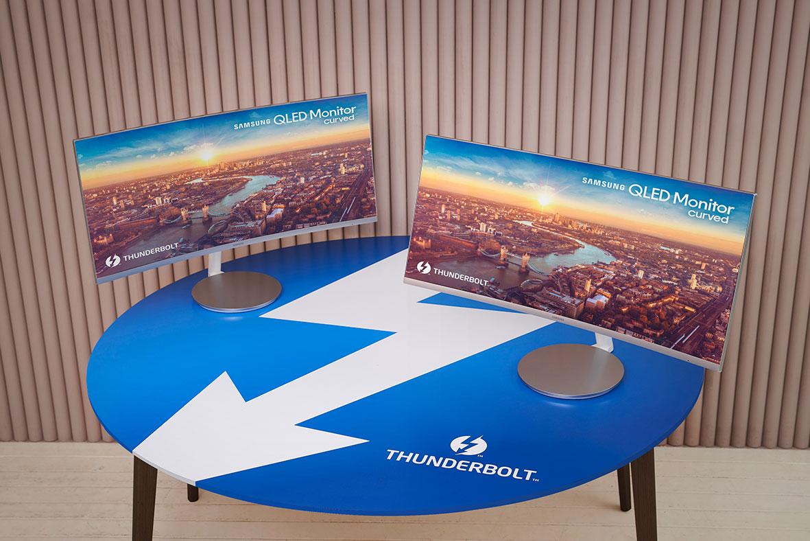 Samsung Thunderbolt 3 Monitor
