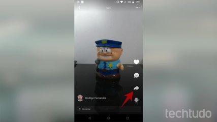 How to create WhatsApp Status with the Vigo Video app