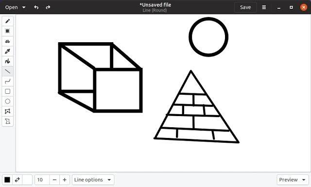alternative-linux-ms-microsoft-paint-app-drawing-gnome-kde-gtk-ubuntu-flatpak