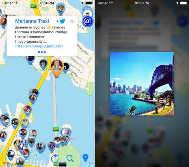 free apps iphone meetweet