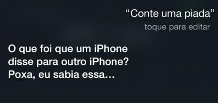 5 Siri iPhone utilities in everyday life - telling a joke