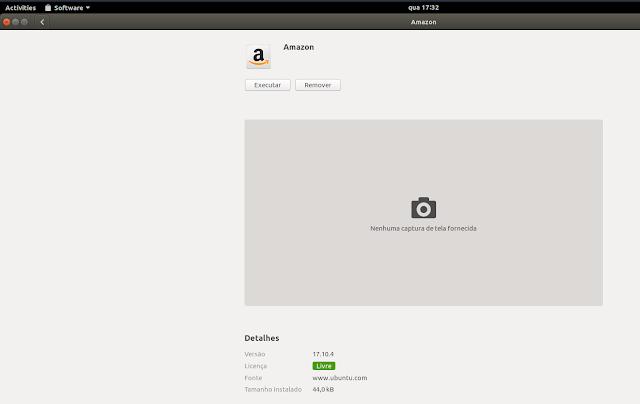 Amazon on Ubuntu
