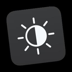 Dark Mode for Safari app icon