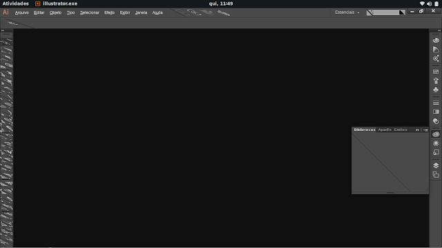 Adobe Illustrator Linux