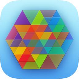 Wordophile app icon