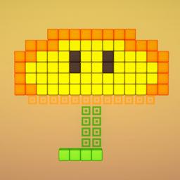 Cubes app icon: brain teaser