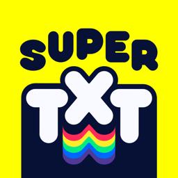 SUPERTXT app icon