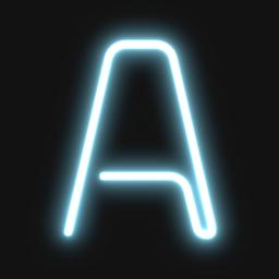 Apollo app icon: Immersive lighting