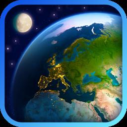 Earth 3D app icon