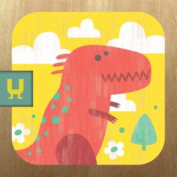 Mini-U app icon: Memoria Dinosaurs