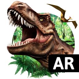 Monster Park app icon: Dinosaur world