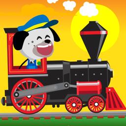 App icon Comomola the wild west train
