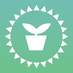 Plant Light Meter app icon
