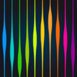 PaceDJ app icon: BPM Running Music