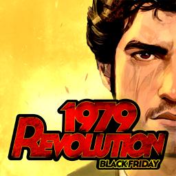 1979 Revolution: A Cinematic Adventure Game app icon