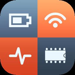 IStats X app icon: CPU & memory