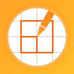Plotboard - Moodboard & Album app icon