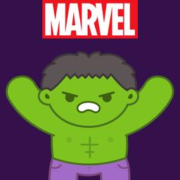 Marvel Stickers: Hero Mix app icon