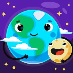 Star Walk Kids app icon - Sky guide