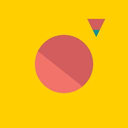 LogoScopic - Logo maker app icon.