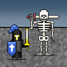 8bitWar app icon: Necropolis