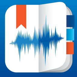 EXtra Voice Recorder - Record, Add Notes & Photos app icon
