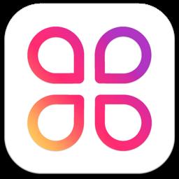 QuickLinks app icon: MAC shortcuts