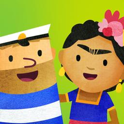 Fiete World app icon - for kids 4+