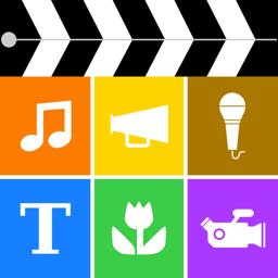Videocraft - Video Editor Pro app icon