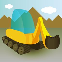100 Excavators app icon