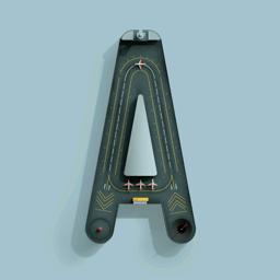 Alphaputt app icon