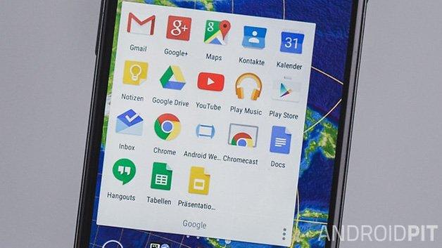 google apps lollipop de
