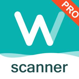 Pdf scanner app icon - Wordscanner pro