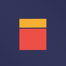Peek Calendar app icon - Simple and Minimalist
