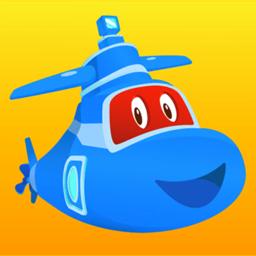 Carl Super Submarine Truck app icon