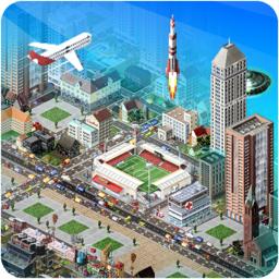 TheoTown app icon