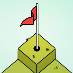 Golf Peaks app icon