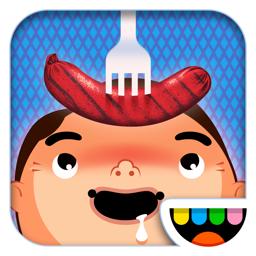 Toca Kitchen app icon