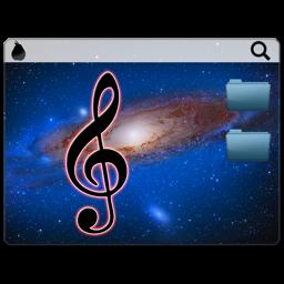 DesktopLyrics app icon